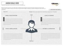 Avatar Goals Grid Framework